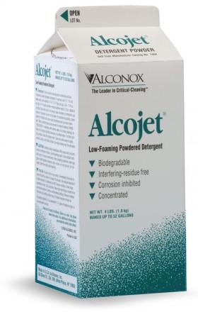 Alcojet Low Foaming Powdered Detergent