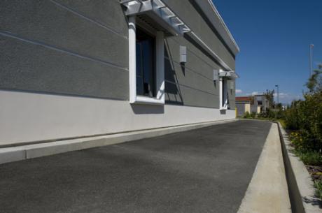 Driveways/Drive Thru Areas and Sidewalks