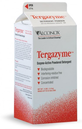 TergazymeⓇ Enzyme Active Powdered Detergent