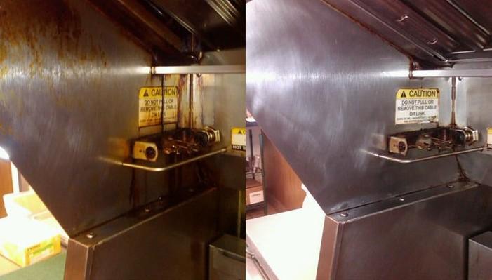 Restaurant Detergents From Alconox Inc Deep Fryer