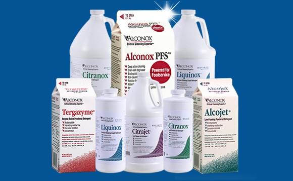 The Alconox Family